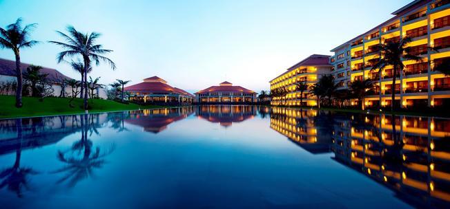 Resort hạng sang… giá rẻ