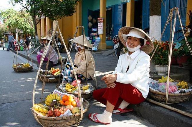 Người dân Đà Thành cực kì thân thiện