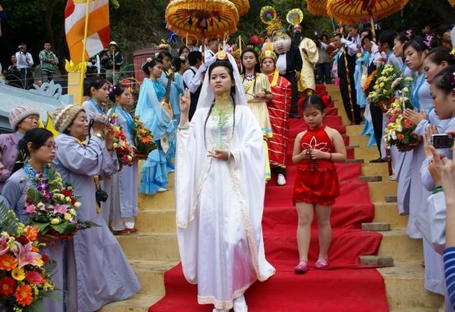 Lễ hội Quán Thế Âm