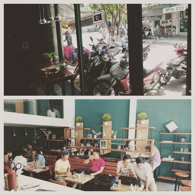 Café Tổ  - địa điểm du lịch Đà Nẵng