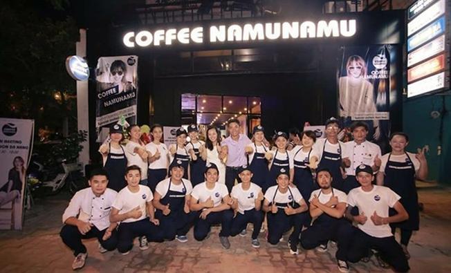 Đội ngũ chuyên nghiệp ở Namunamu