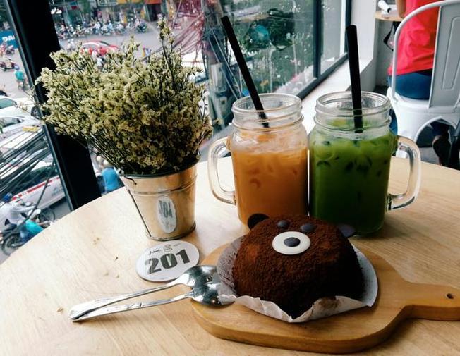 """Đầu gấu socola Aroi Dessert"""