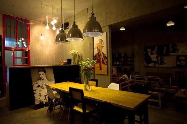Huk Café – mới lạ