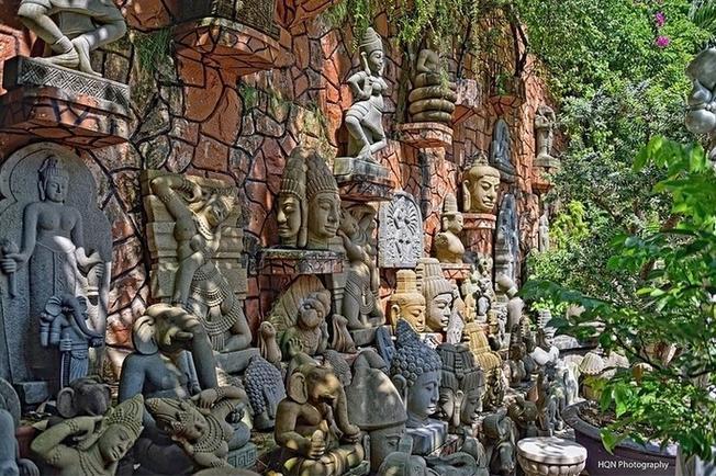 Làng nghề đá Non Nước mang đậm nét văn hóa Chămpa cổ