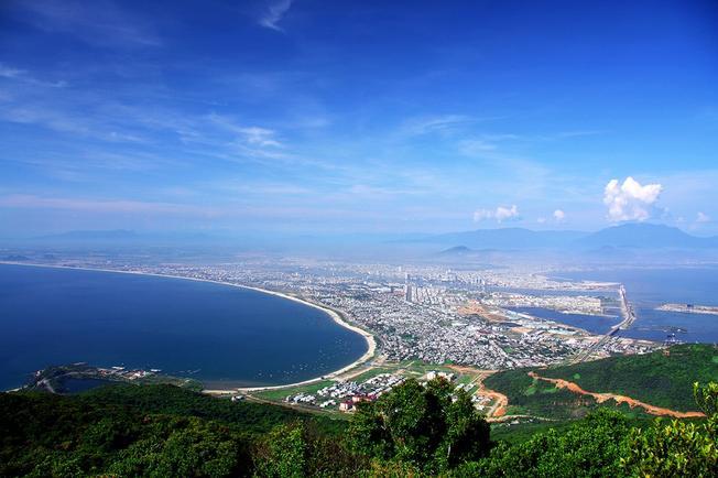 Thành phố Đà Nẵng được xem là thành phố đáng sống nhất của Việt Nam
