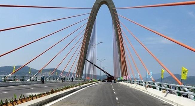 Nút giao thông 3 tầng ngã ba Huế tại Đà Nẵng