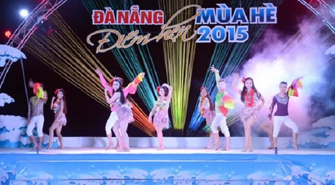 Lễ hội mùa hè Đà Nẵng 2015