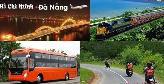 Phương tiện đi Đà Nẵng