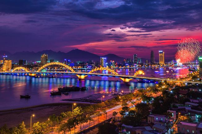 Đà Nẵng là điểm du lịch nổi tiếng trong và ngoài nước