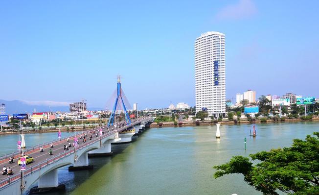 Đà Nẵng là thành phố du lịch nổi tiếng