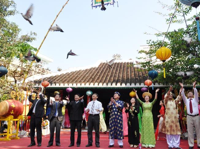 Nghi thức trong lễ hội Đình làng Hải Châu