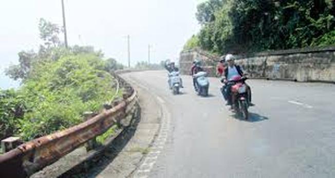 Chinh phục đèo Hải Vân bằng xe máy