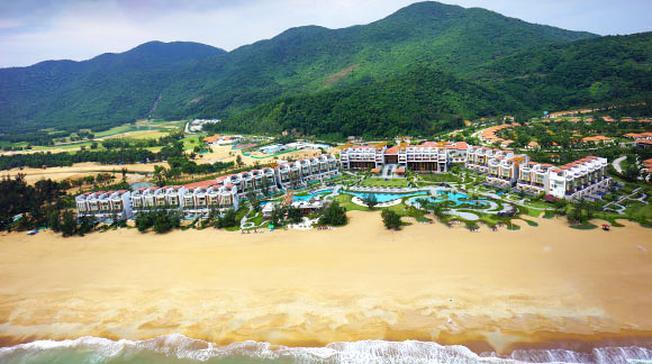 Khách sạn cao cấp tại Lăng Cô