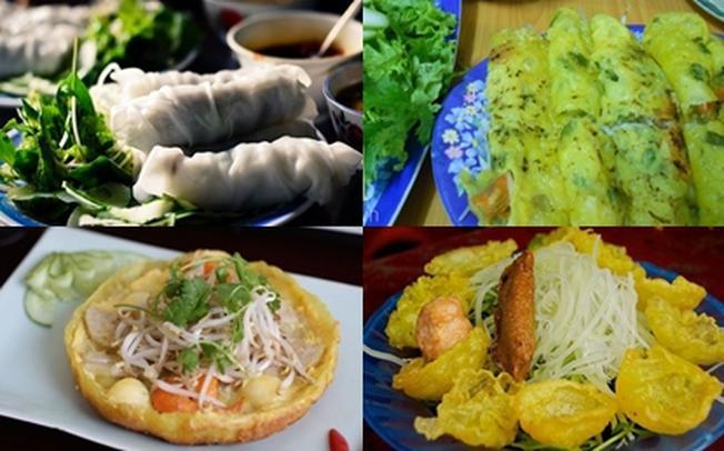 Món ngon Đà Nẵng hấp dẫn