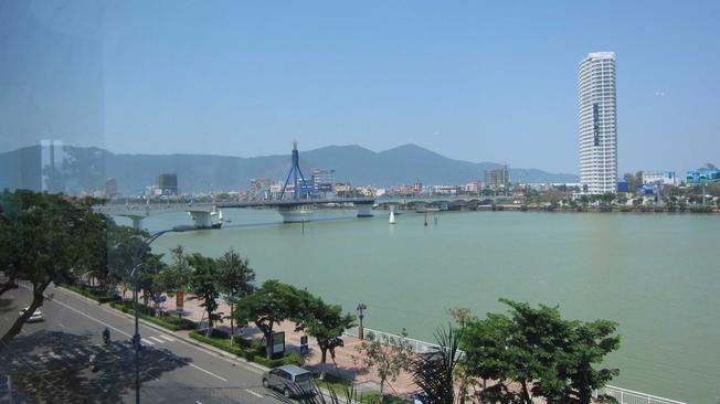 Điểm du lịch Đà Nẵng là thành phố sạch nhất thế giới