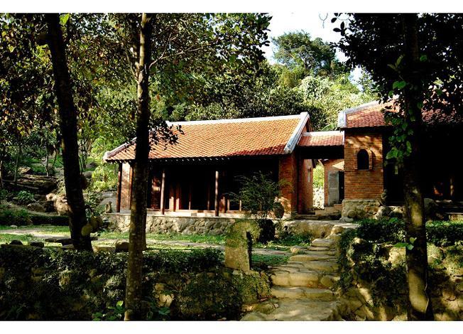 Điểm đến Đà Nẵng này gây ấn tượng mạnh với phong cách nhà vườn độc đáo