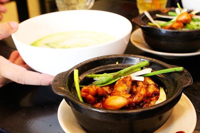 Cháo ếch Singapore món ngon Đà Nẵng níu chân thực khách