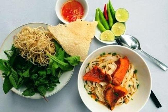 Mỳ Quảng món ngon Đà Nẵng giản dị được nhiều du khách yêu thích