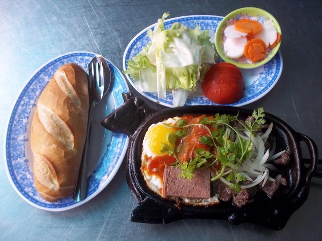 Bò né La Hương Đà Nẵng