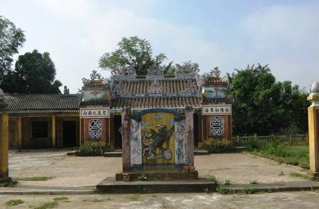 Đình làng Túy Loan di tích lịch sử văn hóa cấp quốc gia
