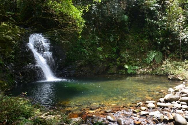 Vẻ đẹp hoang sơ của thác Đỗ Quyên trong vườn quốc gia Bạch Mã