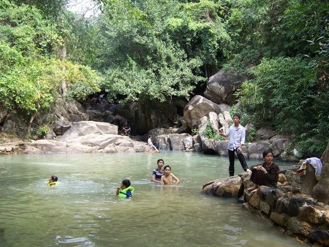 Suối Tiên Vũng Tàu