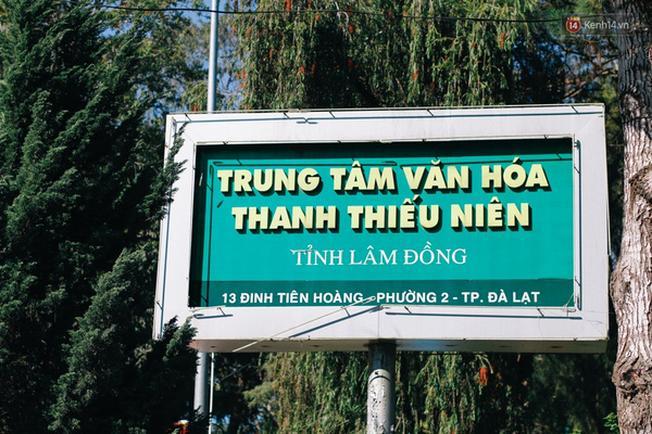 Trung tâm văn hóa thanh thiếu niên tỉnh Lâm Đồng