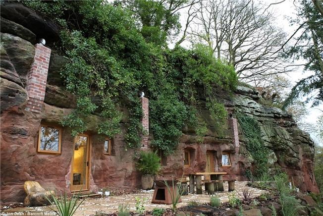 Ngôi nhà được giới thiệu trên chuyên mục Grand Designs