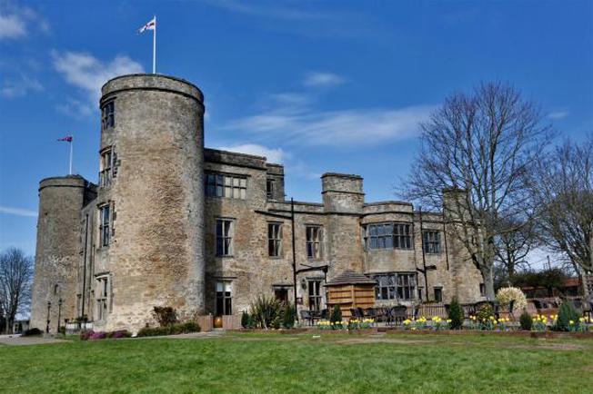 Khách sạn The Best Western Walworth Castle