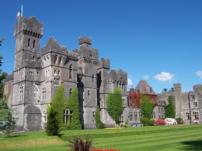 Khách sạn Ashford Castle