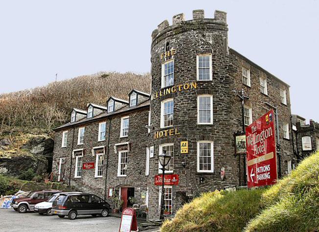 Wellington là một trong những khách sạn