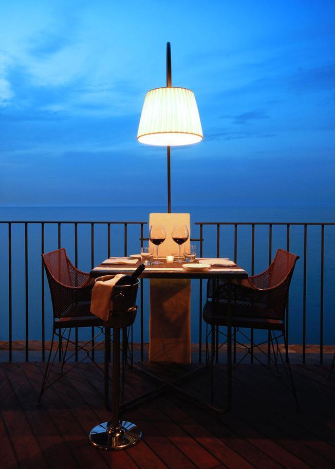 bạn sẽ được tận hưởng không khí lãng mạn