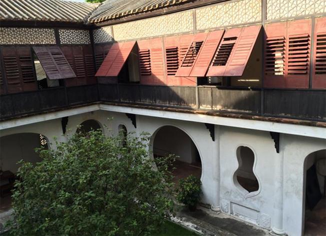 Mandarins House nơi để tìm hiểu lịch sử