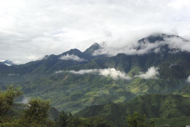 Núi Cô Tiên xưa kia là nơi các tiên nữ xuống ngắm cảnh