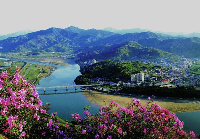 Nằm ở cực Nam của Hàn Quốc