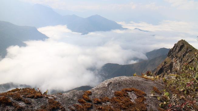 Núi Nhìu Cồ San hay còn có tên gọi là núi Sừng Trâu