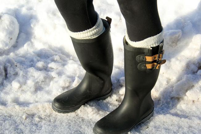 Giày ủng chống trơn trượt