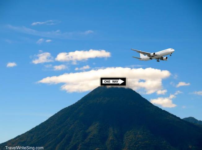 Trước khi vội vàng đặt vé máy bay khứ hồi