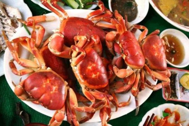 Những món hải sản hấp dẫn của biển Cù Lao Chàm