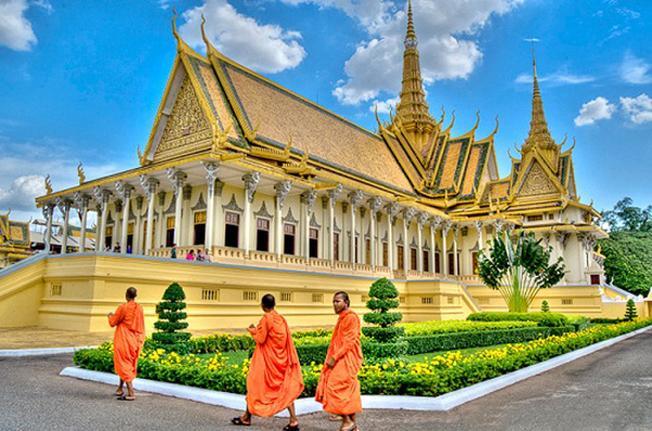 Địa điểm du lịch Phnom Penh