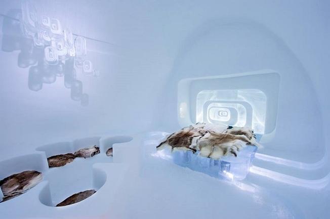 Mỗi năm, phong cách kiến trúc đều được đổi mới nhằm mang lại cho du khách trải nghiệm mới mẻ