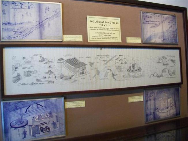 Tư liệu về phố cổ Nhật Bản ở Hội An thế kỷ 17