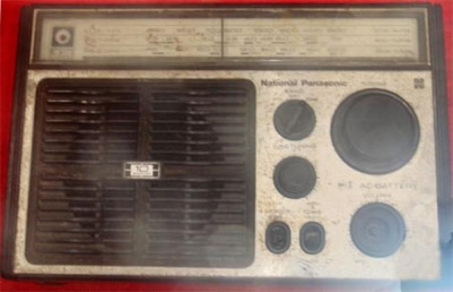 Chiếc radio mà nhà thơ Tố Hữu tặng cho gia đình già làng Đinh Đeh