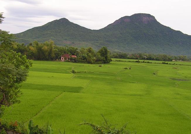 Nông Sơn như một bức tranh phong cảnh tuyệt đẹp