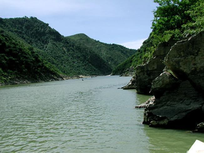 Ngược dòng sông Thu Bồn