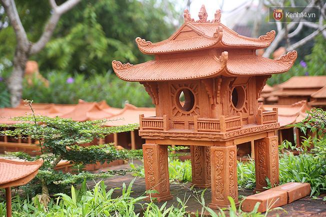 Rất nhiều công trình kiến trúc nổi tiếng của Việt Nam và kỳ quan trên thế giới đã được tái hiện lại một cách đầy sinh động trong công viên này