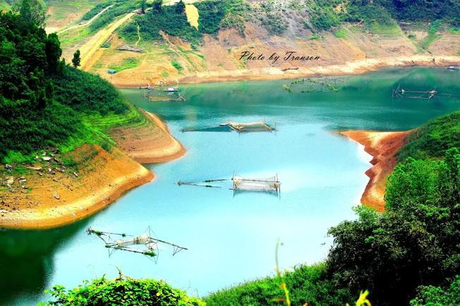 Một góc Thung Nai
