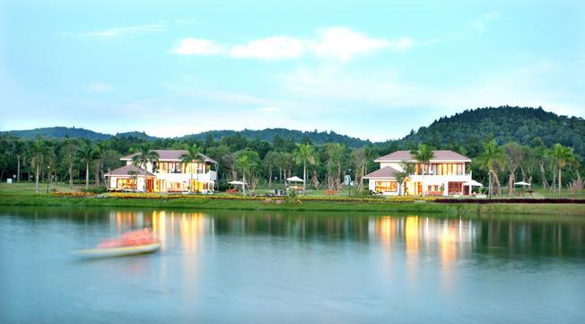 Khu nghỉ dưỡng ven hồ Đại Lải nằm trong top danh sách điểm du lịch không nên bỏ lỡ