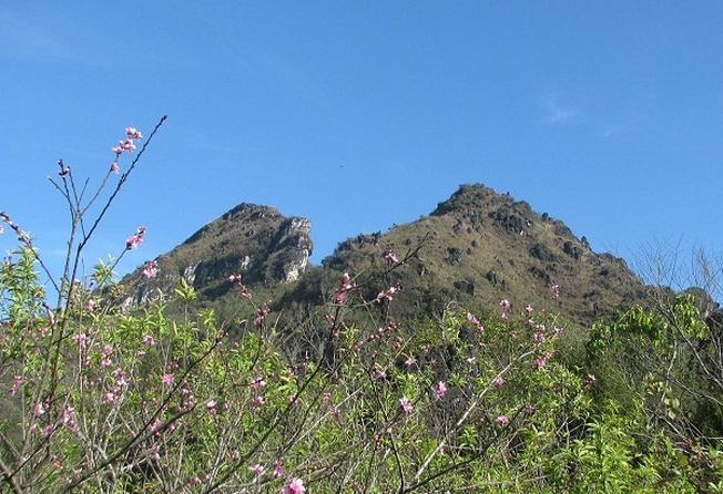 Đi Sa Pa lên đỉnh núi Hàm Rồng