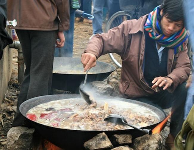 Thắng cố Món ngon ở Sa Pa mang những hương vị đặc biệt